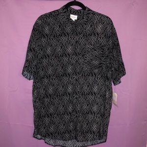 NWT- Lularoe Michael shirt